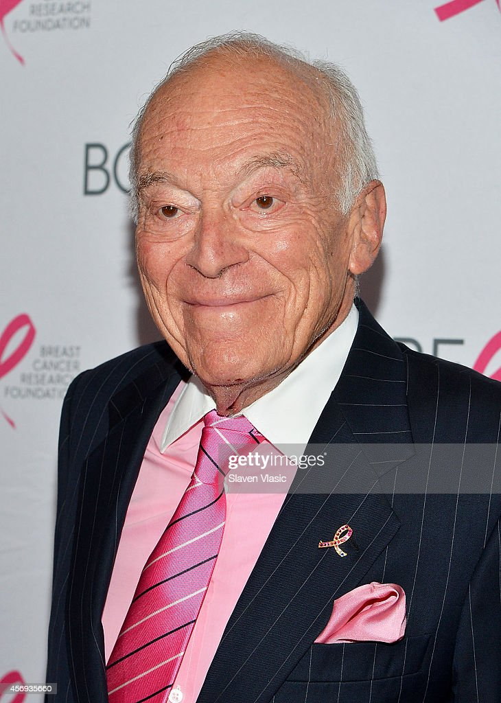 The Breast Cancer Research Foundation's Symposium & Awards Luncheon : News Photo