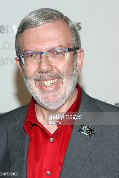 Leonard Maltin attends Big Brothers Big Sisters' Accessories for Success spring luncheon at Beverly Hills Hotel on April 27 2010 in Beverly Hills...