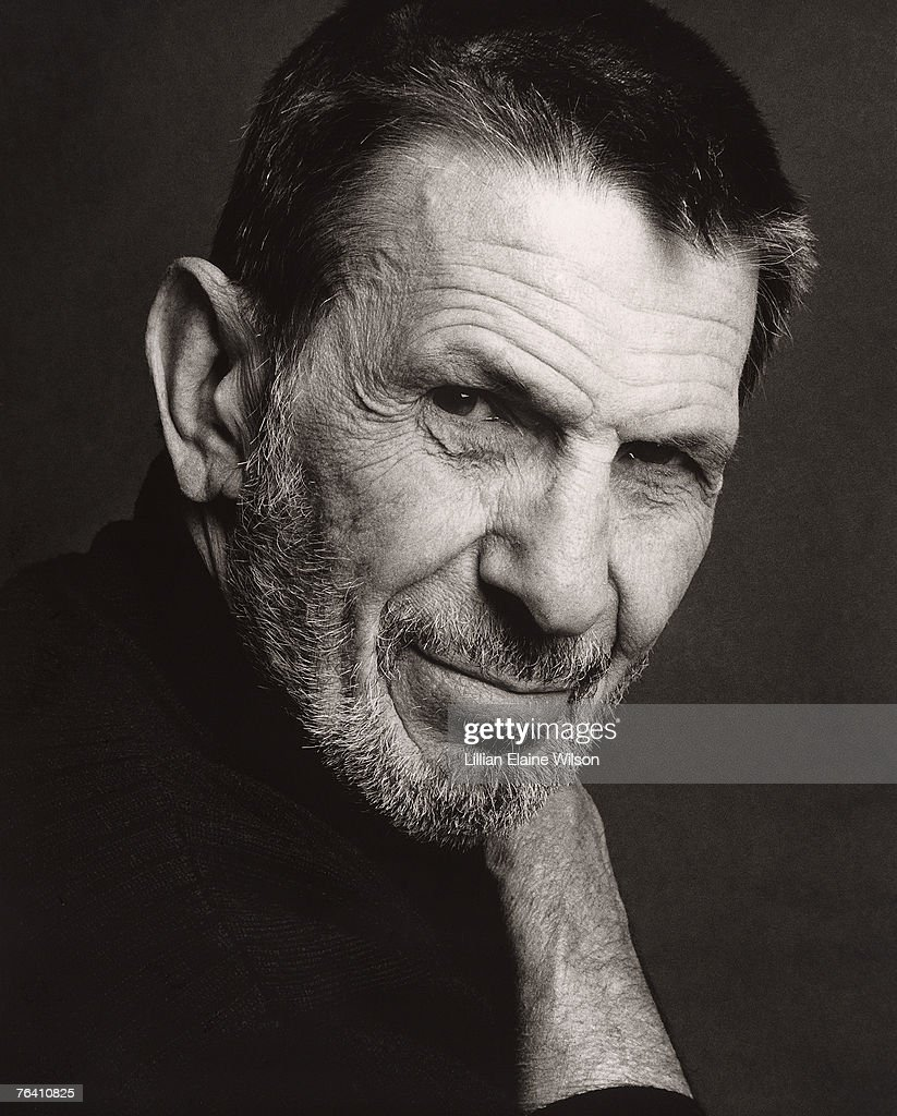 Leonard Nimoy; Leonard Nimoy by Lillian Elaine Wilson; Leonard Nimoy, Self Assignment, November 1, 2003