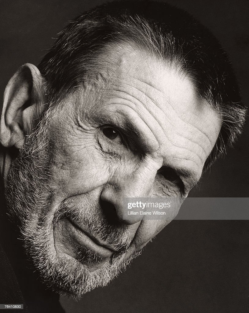 Leonard Nimoy, Self Assignment, November 1, 2003 : News Photo