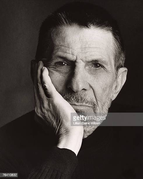 Leonard Nimoy Leonard Nimoy by Lillian Elaine Wilson Leonard Nimoy Self Assignment November 1 2003