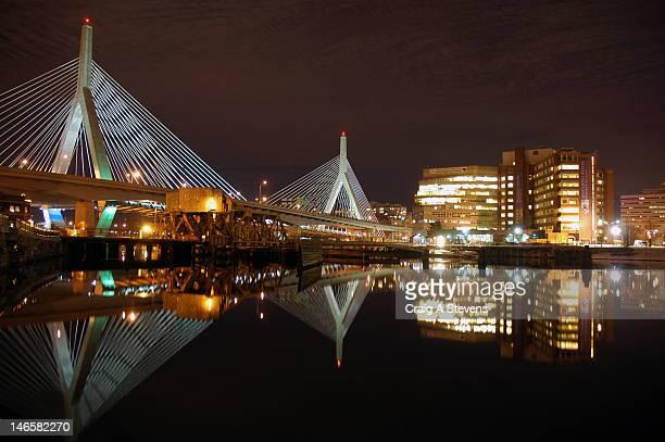 - Leonard P. Zakim Bunker Hill Bridge
