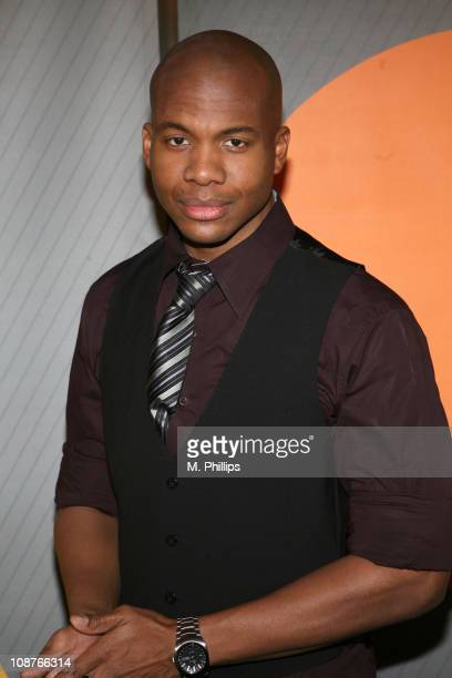 Leonard Roberts during NBC's Winter 2007 TCA Press Tour All-Star Party - Red Carpet and Inside at Ritz-Carlton in Pasadena, California, United States.