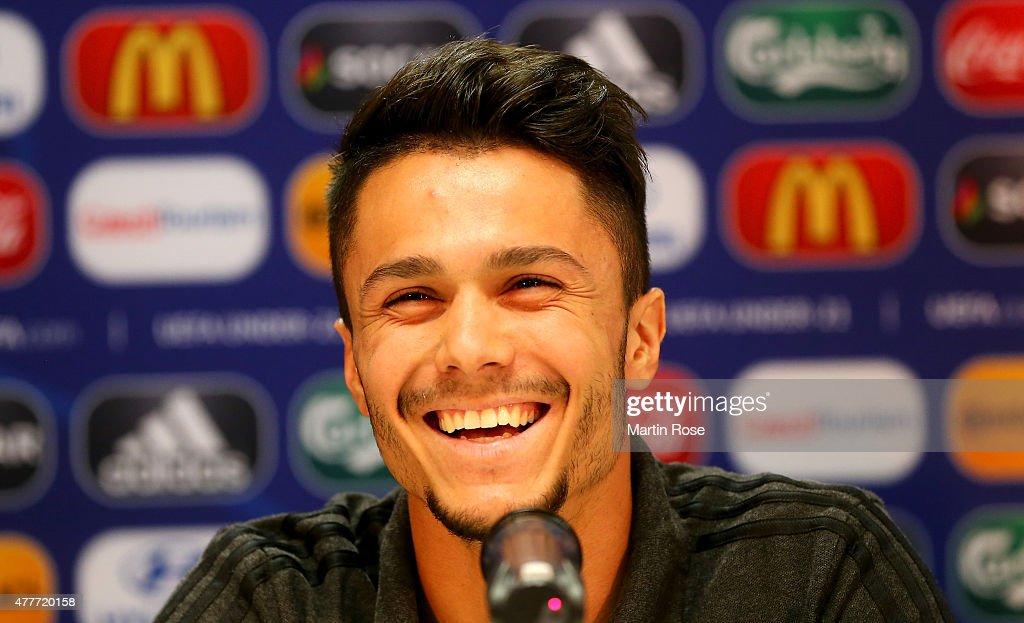 Germany U21 - Training & Press Conference