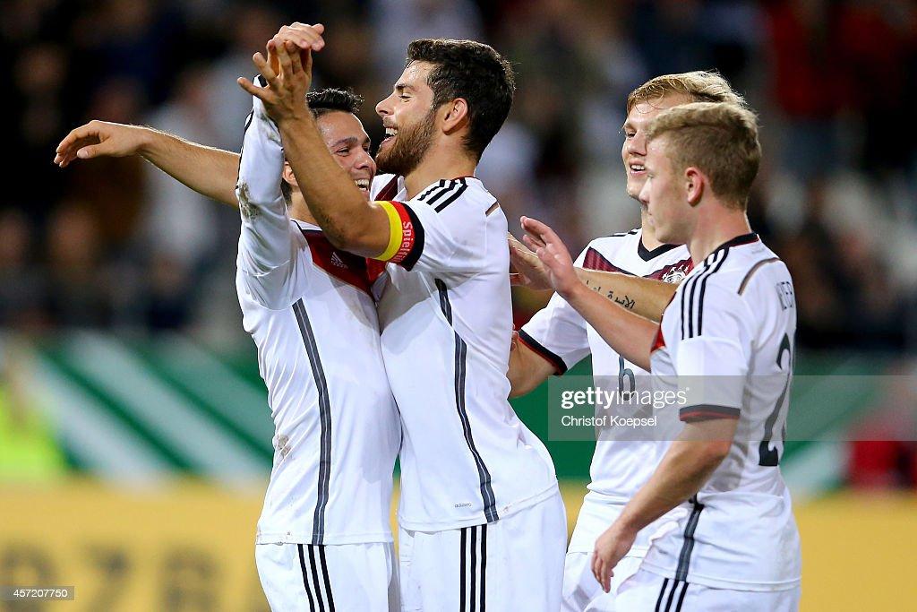 Germany v Ukraine - UEFA U21 Championship Playoff: Second Leg
