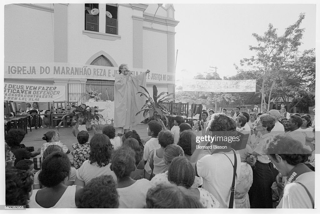 Liberation Theology Service : Fotografía de noticias