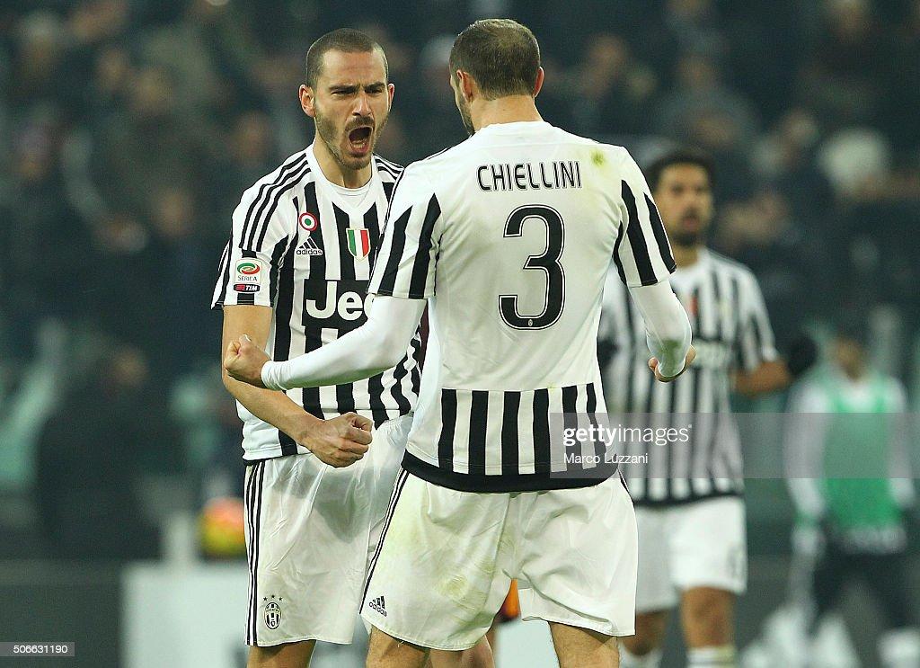 Juventus FC v AS Roma - Serie A : News Photo