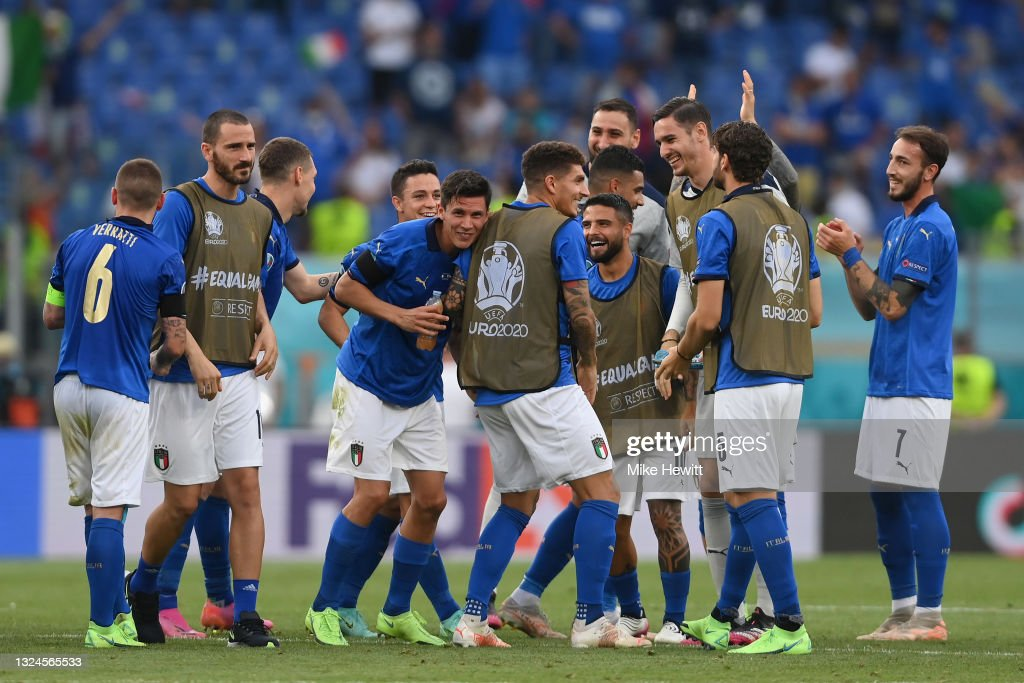 Italy v Wales - UEFA Euro 2020: Group A : News Photo