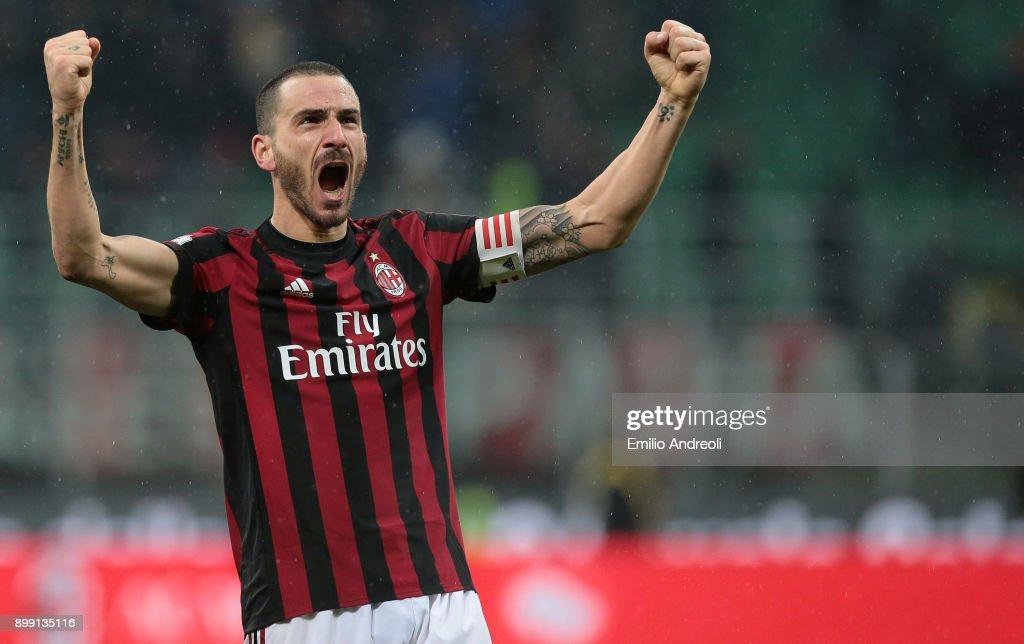 AC Milan v FC Internazionale - TIM Cup : News Photo