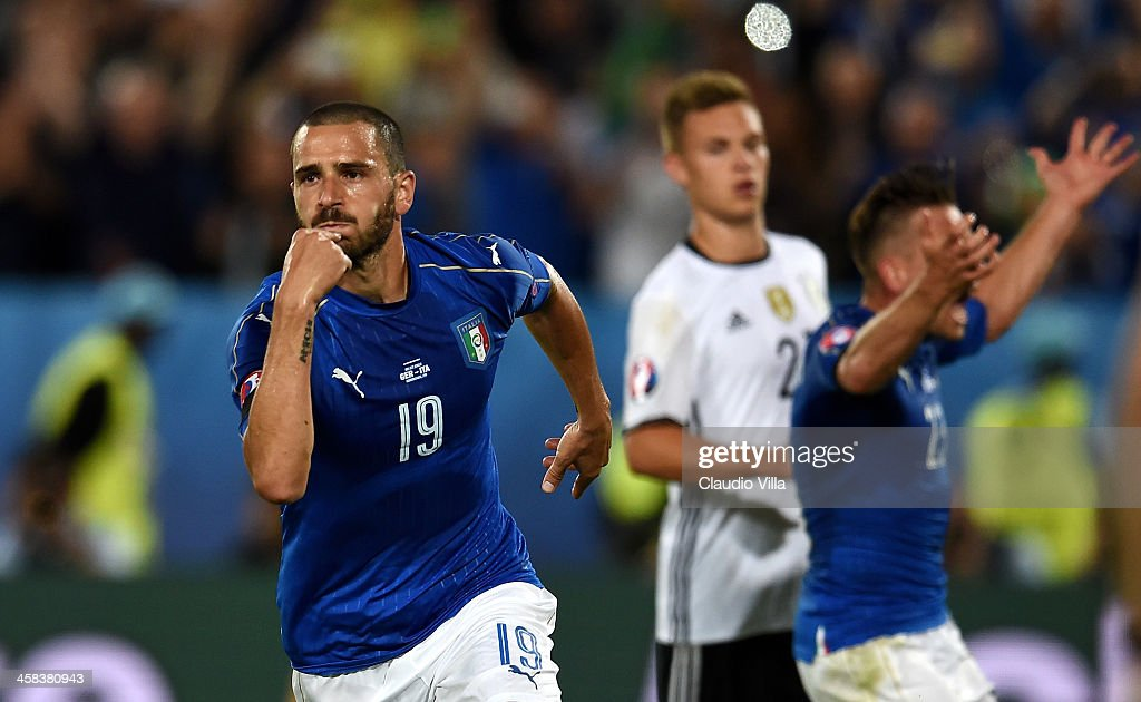Germany v Italy - Quarter Final: UEFA Euro 2016 : News Photo