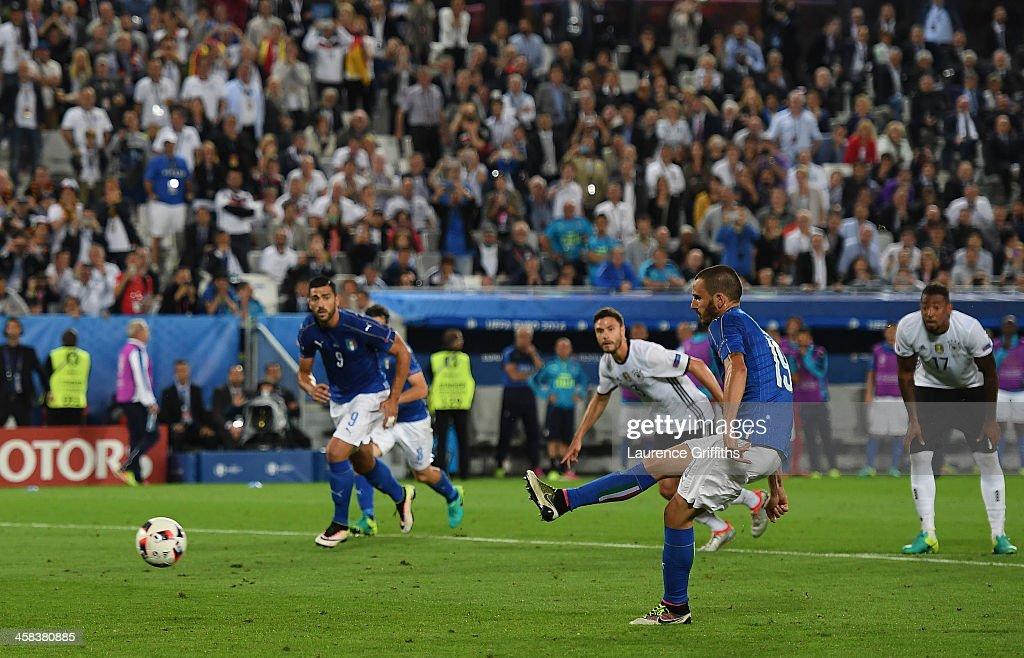 Germany v Italy - Quarter Final: UEFA Euro 2016 : News Photo