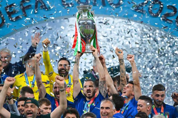 GBR: Italy v England - UEFA Euro 2020: Final