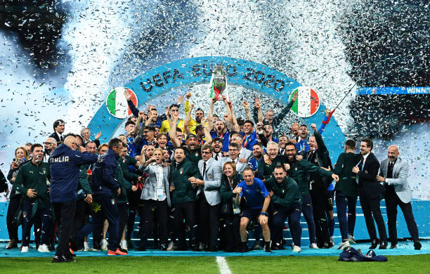 UNS: UEFA Euro 2020 - Top 10 From Day Twenty Two