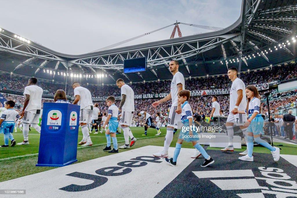 Juventus v Lazio - Italian Serie A : ニュース写真
