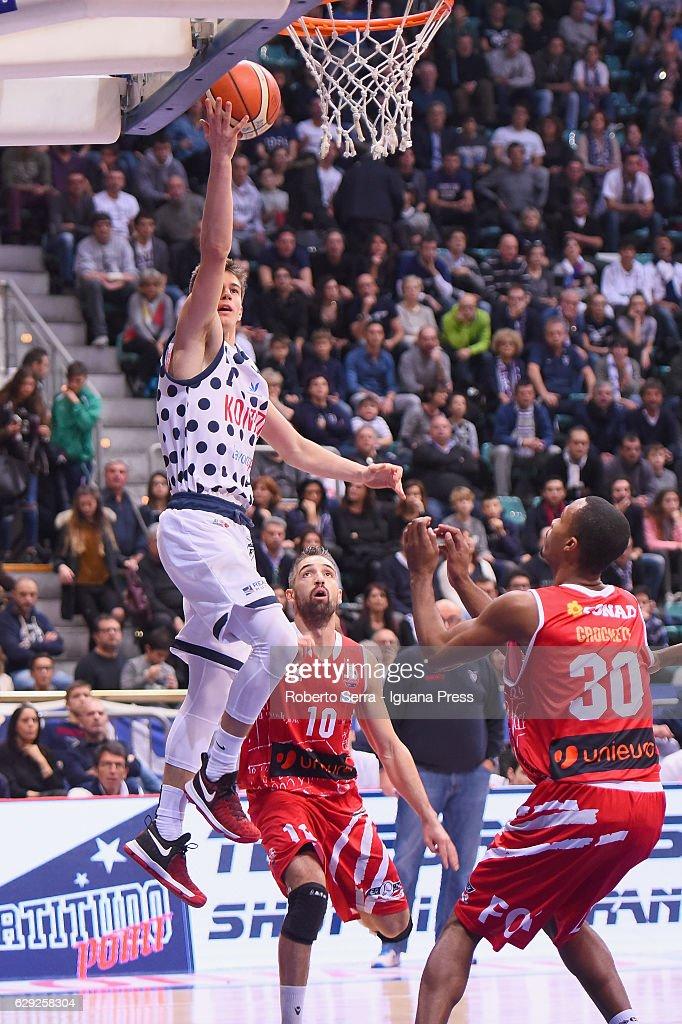 Fortitudo Kontatto Bologna v Unieuro Forli' - Legabasket Serie A2 : ニュース写真