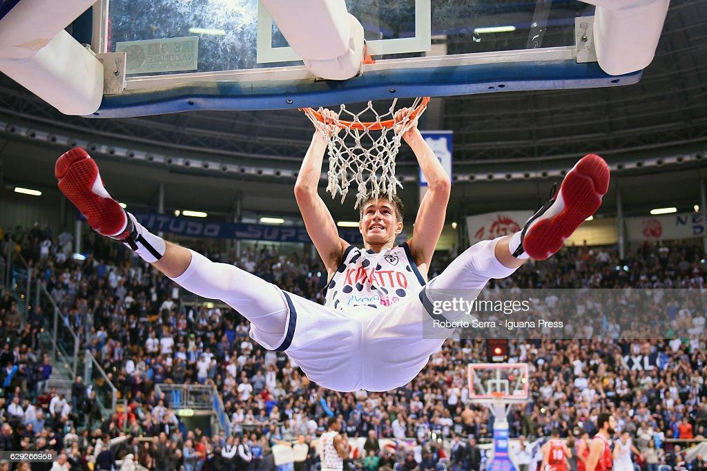 Fortitudo Kontatto Bologna v Unieuro Forli' - Legabasket Serie A2 : Foto jornalística