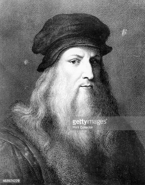 Leonardo da Vinci Italian artist engineer scientist and inventor whose drawings featured ideas such as a spinning wheel and a flying machine He...