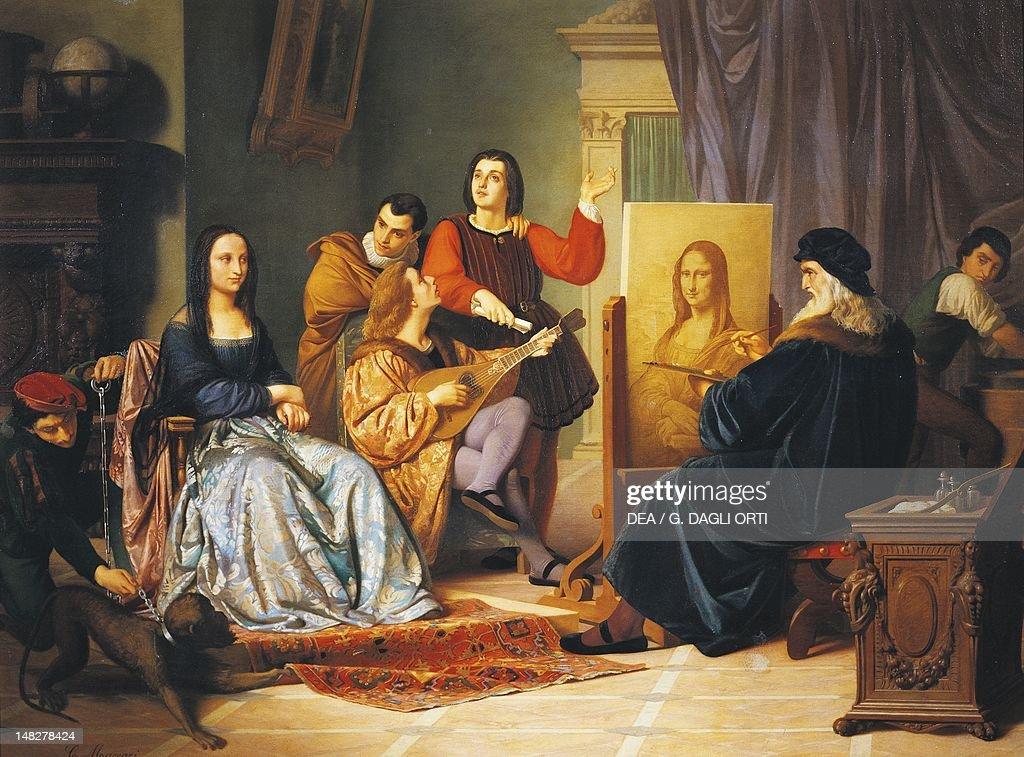 Berühmt Mona Lisa Malvorlagen Verzaubertes Lernen Fotos - Druckbare ...