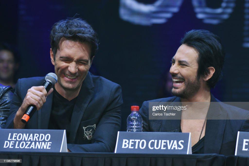 MEX: 'Jesucristo Super Estrella' Press Conference