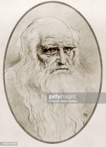 Leonardo di ser Piero da Vinci 1452 1519 aka Leonardo da Vinci or Leonardo Italian Renaissance polymath artist sculptor architect musician scientist...