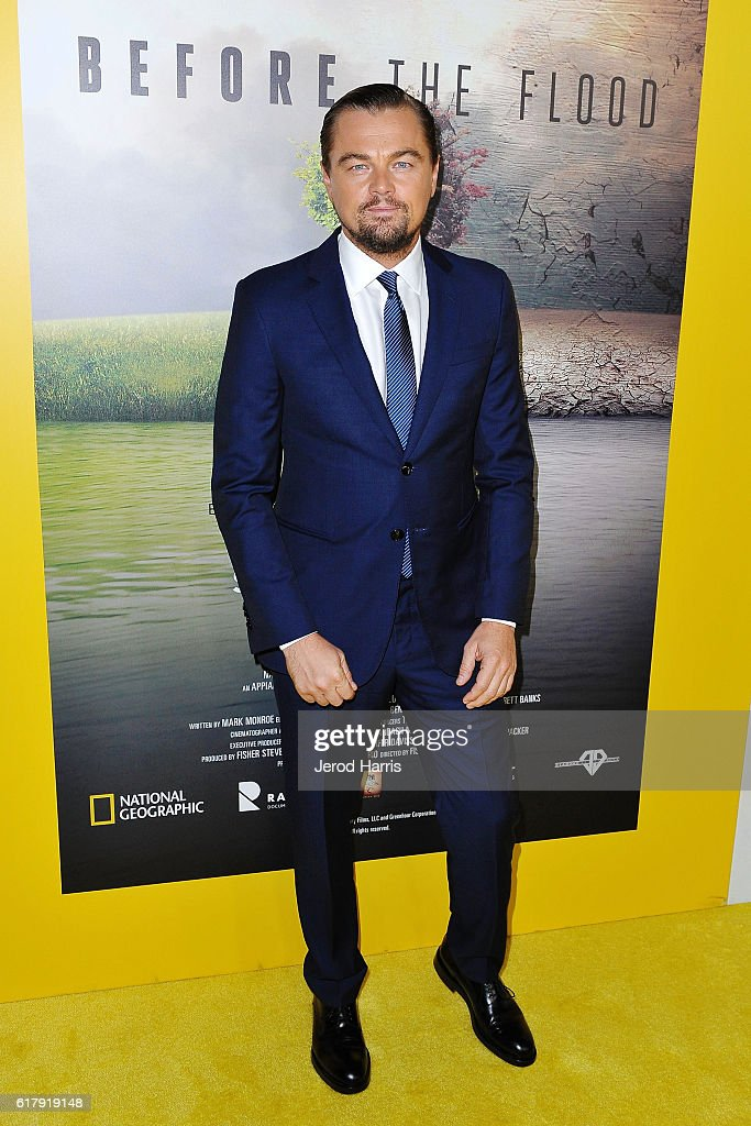 "National Geographic ""Before The Flood"" Screening"