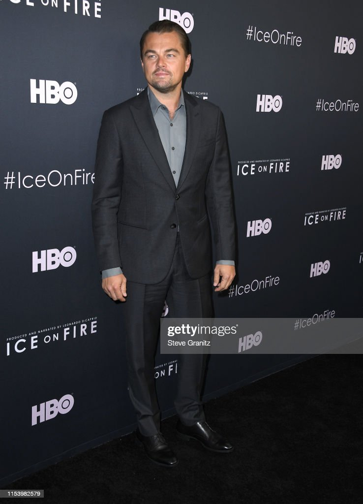 """LA Premiere Of HBO's """"Ice On Fire"""" - Arrivals : News Photo"""