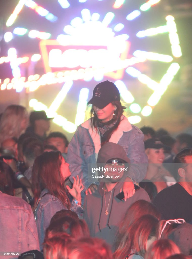 The Levi's Brand Presents NEON CARNIVAL with Tequila Don Julio : Nyhetsfoto