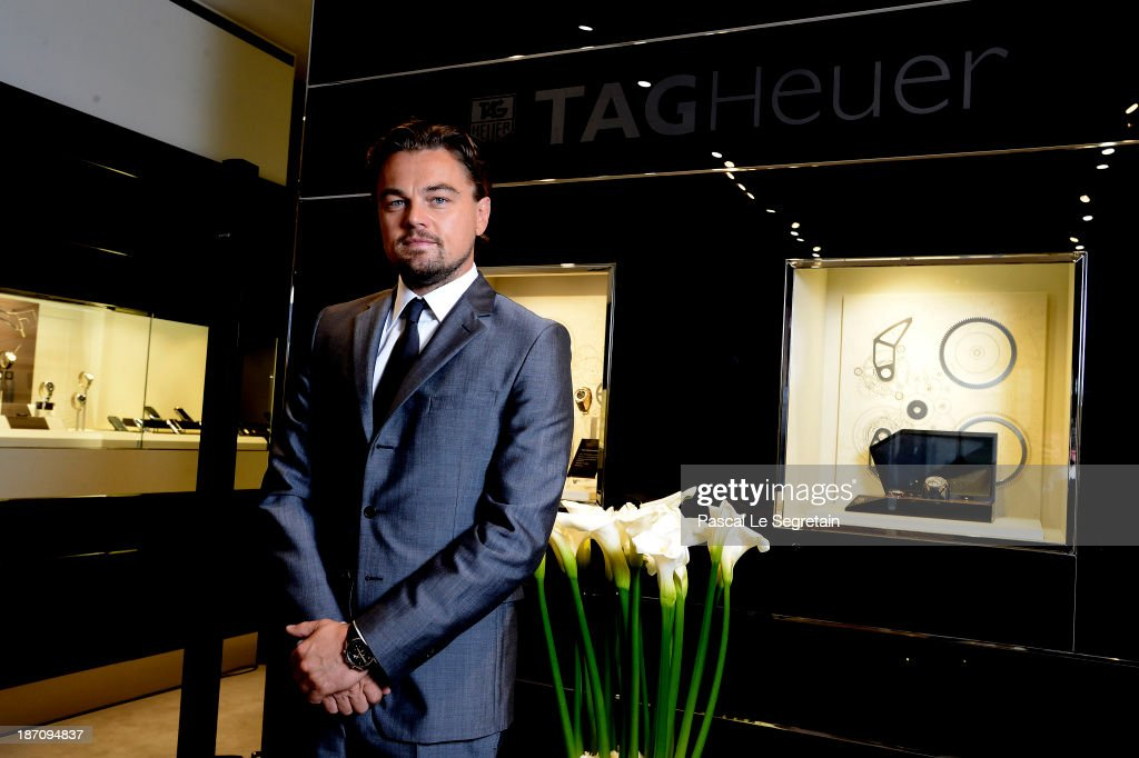 Opening of the TAG Heuer New Boutique, Followed By An Evening Celebrating 50 years Of Carerra In Pavillon Vendome : News Photo