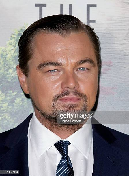 Leonardo DiCaprio attends the Screening of National Geographic Channel's 'Before The Flood' at Bing Theater At LACMA on October 24 2016 in Los...