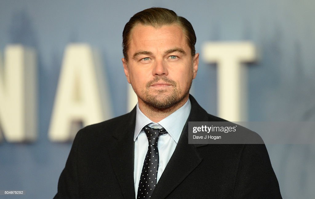 """The Revenant"" - UK Premiere - VIP Arrivals"