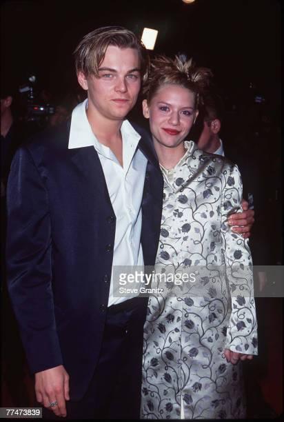 Leonardo DiCaprio & Claire Danes