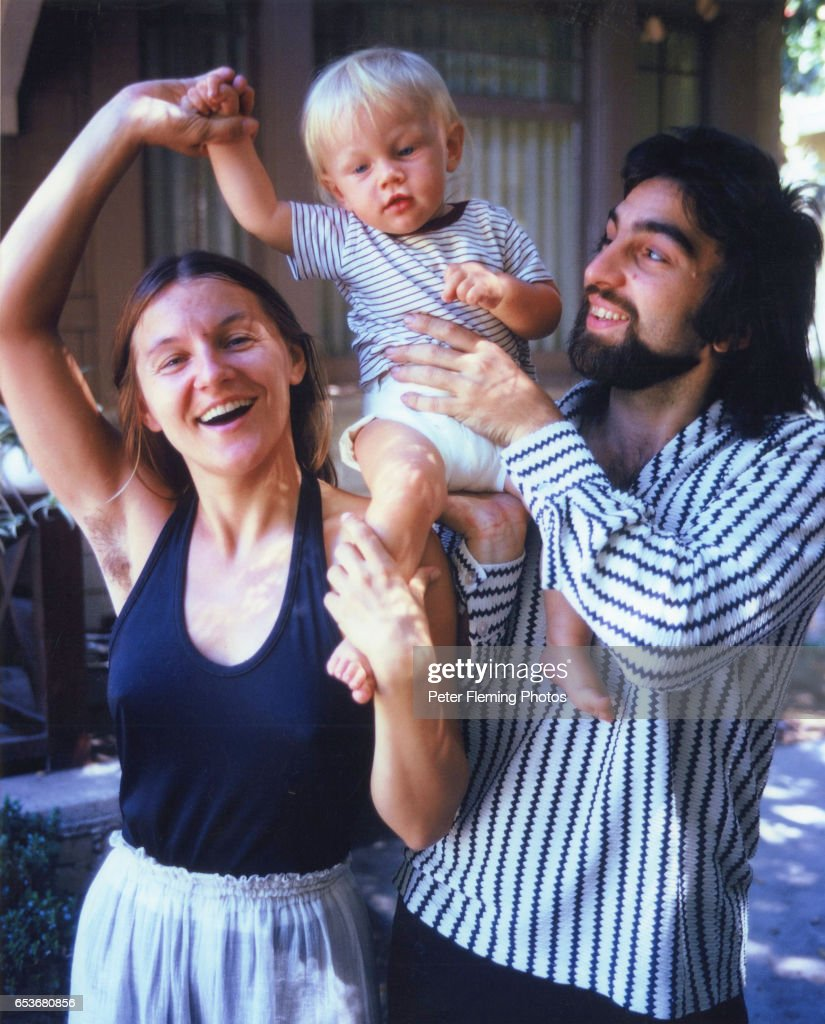 Leo DiCaprio With His Parents : News Photo