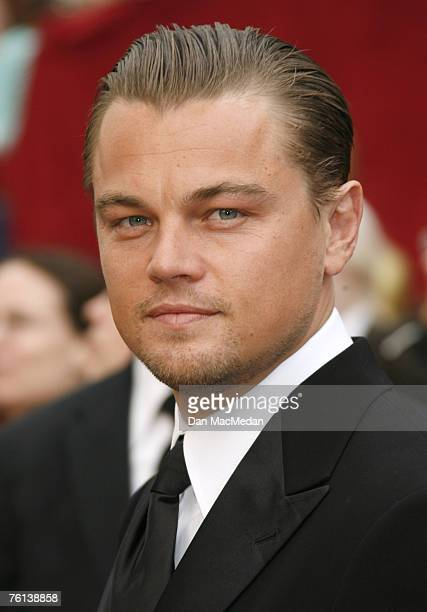 Leonardo DiCaprio nominee Best Actor in a Leading Role for Blood Diamond