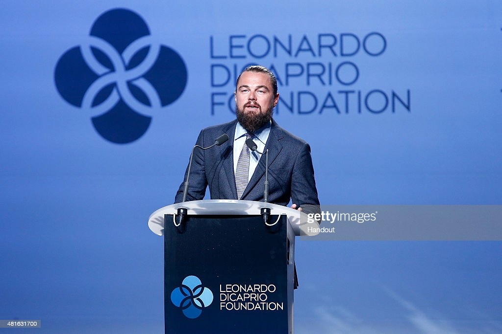 The Leonardo DiCaprio Foundation 2nd Annual Saint-Tropez Gala - Cocktail : News Photo