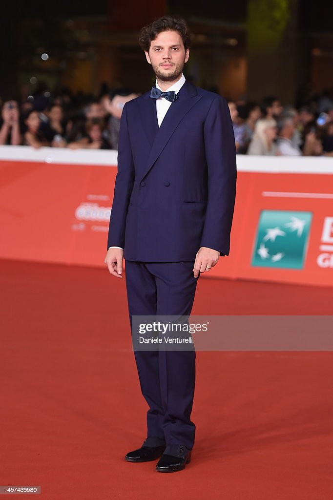 Leonardo Guerra Seragnoli attends the 'Last Summer' Red Carpet during the 9th Rome Film Festival on October 18, 2014 in Rome, Italy.