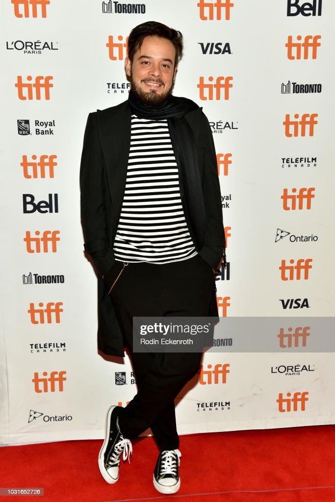 "CAN: 2018 Toronto International Film Festival - ""Museo"" Premiere"