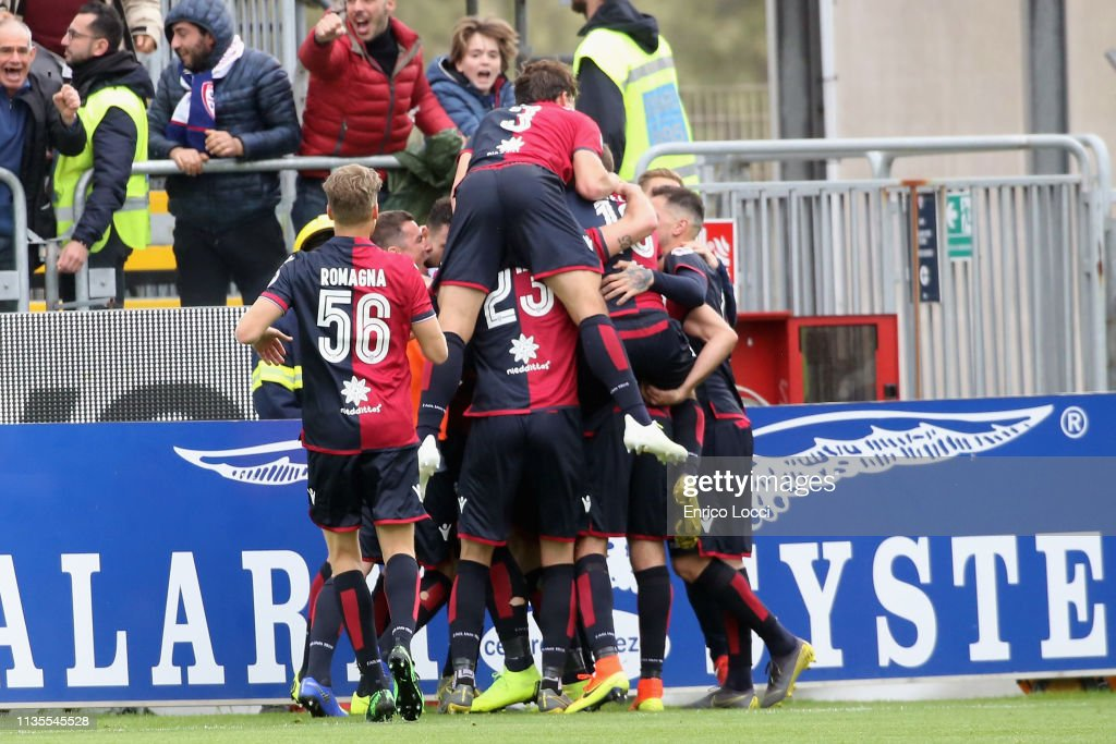 Cagliari v SPAL - Serie A : News Photo