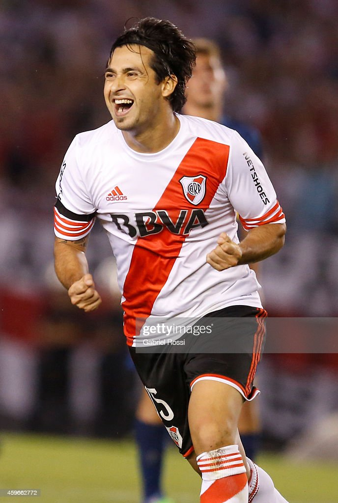 River Plate v Boca Juniors - Copa Total Sudamericana 2014 : News Photo