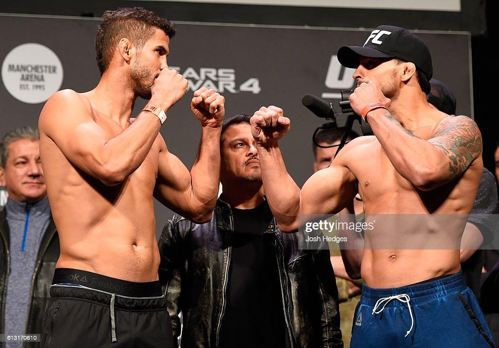 UFC 204 Weigh-in