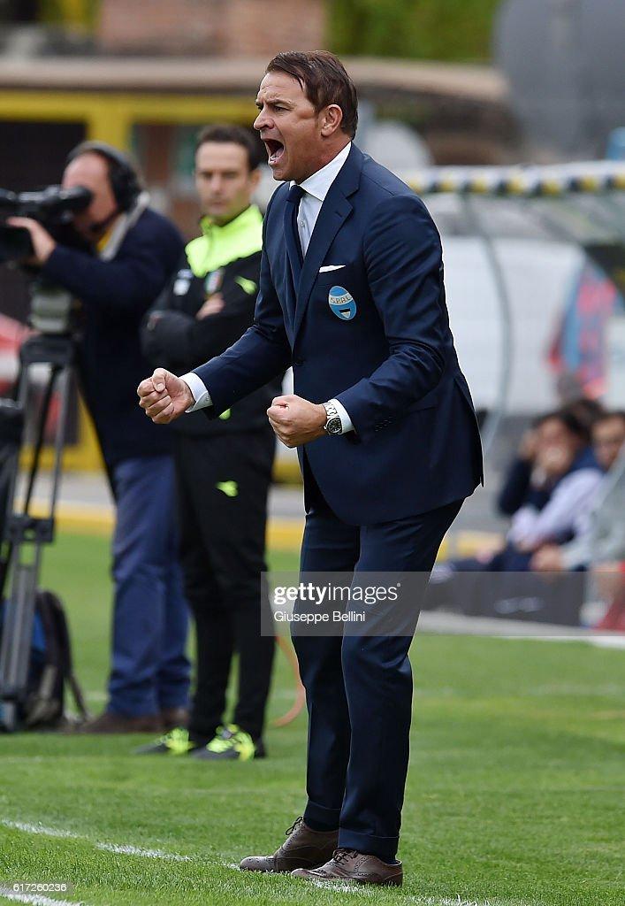 SPAL v Carpi FC - Serie B : Nachrichtenfoto