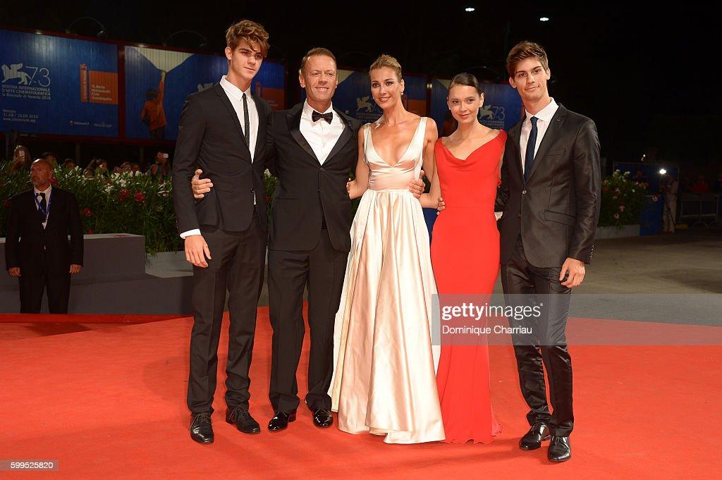 'Rocco' Premiere - 73rd Venice Film Festival : Fotografía de noticias