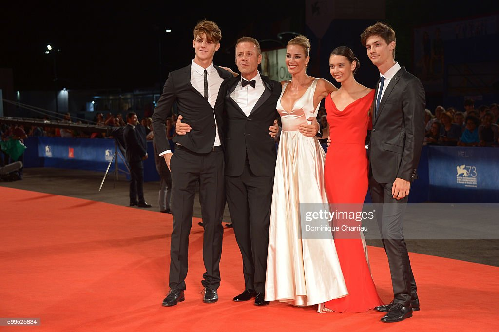 'Rocco' Premiere - 73rd Venice Film Festival : News Photo