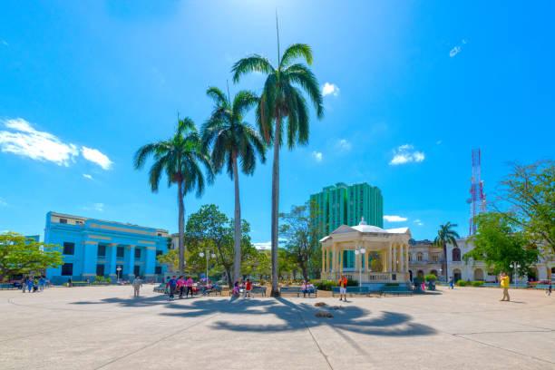Leoncio Vidal Park, Santa Clara, Cuba
