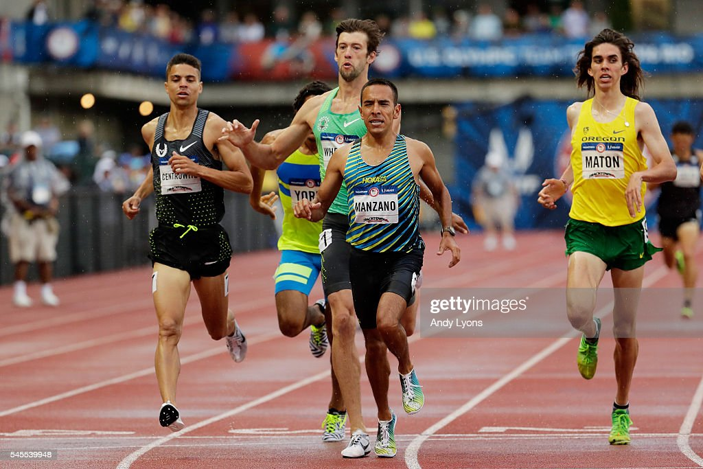 2016 U.S. Olympic Track & Field Team Trials - Day 7 : News Photo