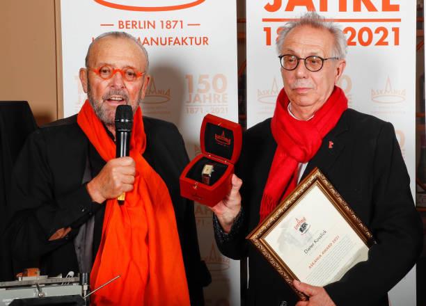 DEU: Askania Award Celebrates 150th Anniversary In Berlin