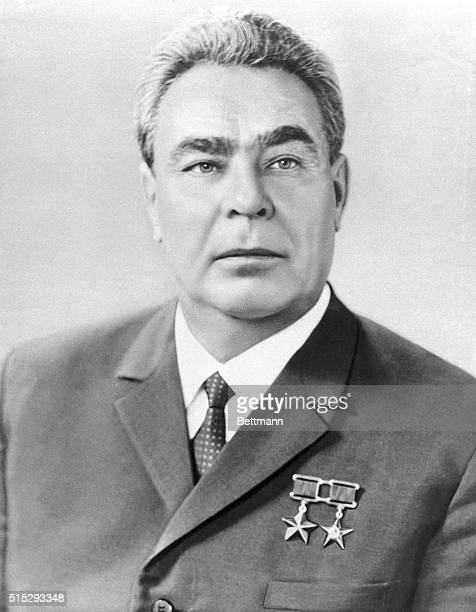 Leonid I. Brezhnev General Secretary of the CPSU Central Committee.