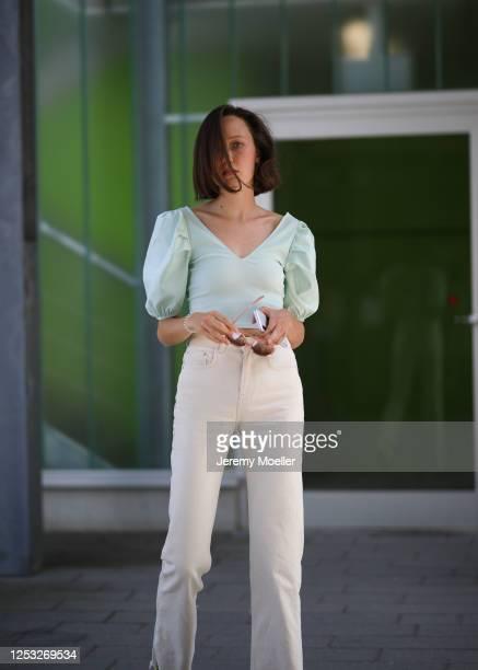 Leonie Eden on June 26, 2020 in Munich, Germany.