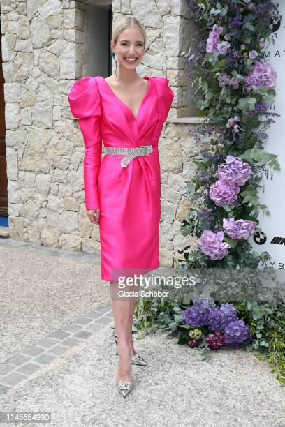 Leonie Hanne during the photocall for the LeGer by Lena_Gercke x About You spring/summer collection THE COTE D'AZUR EDITION on May 22 2019 in Cannes...