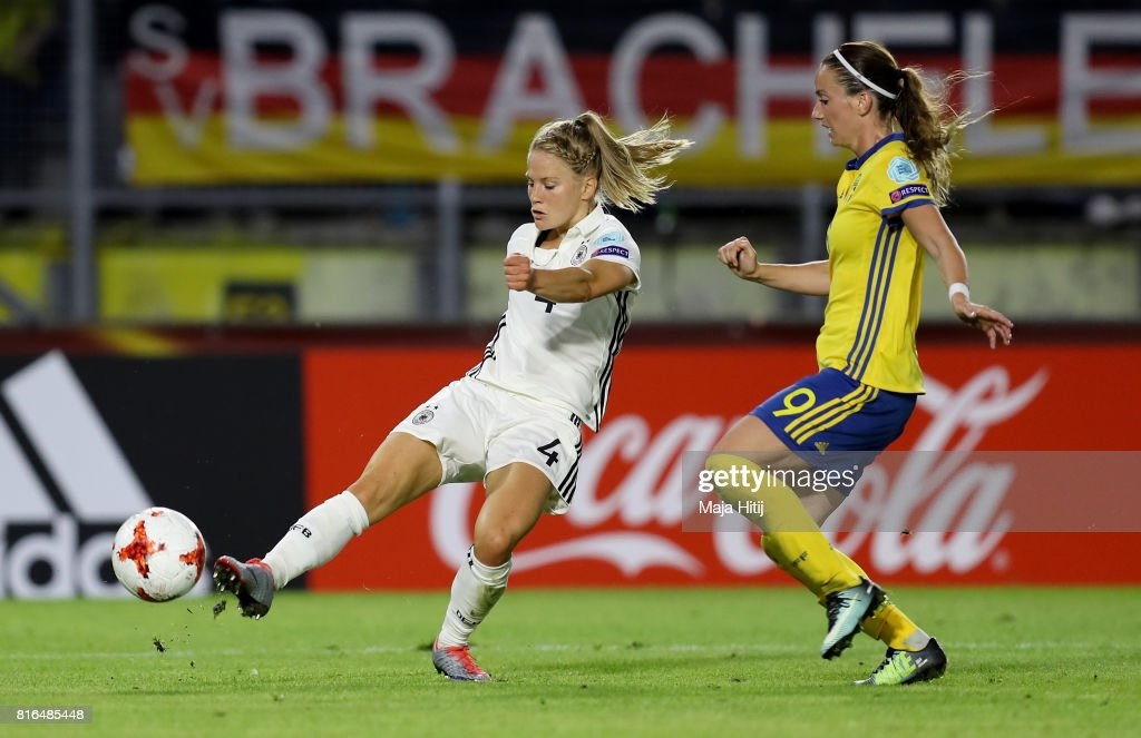 Germany v Sweden - UEFA Women's Euro 2017: Group B : News Photo