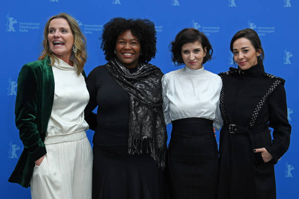 """DEU: """"All The Dead Ones"""" Photo Call - 70th Berlinale International Film Festival"""